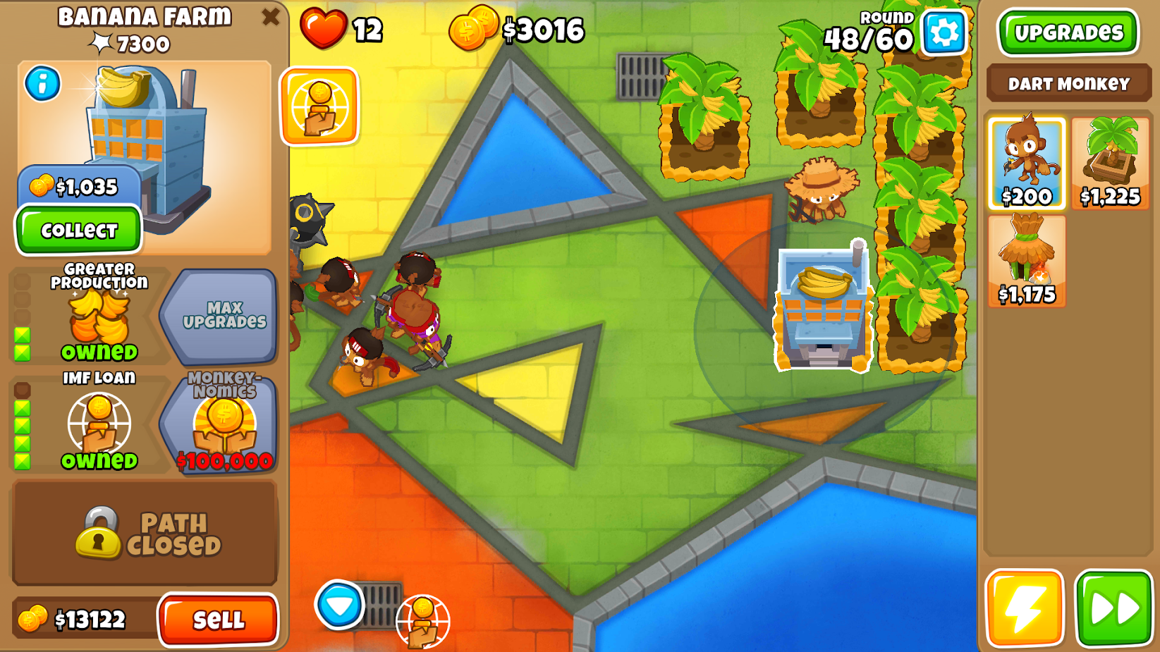 BTD6 Banana Farm Comparison - Farm Guide - Which One Is Best
