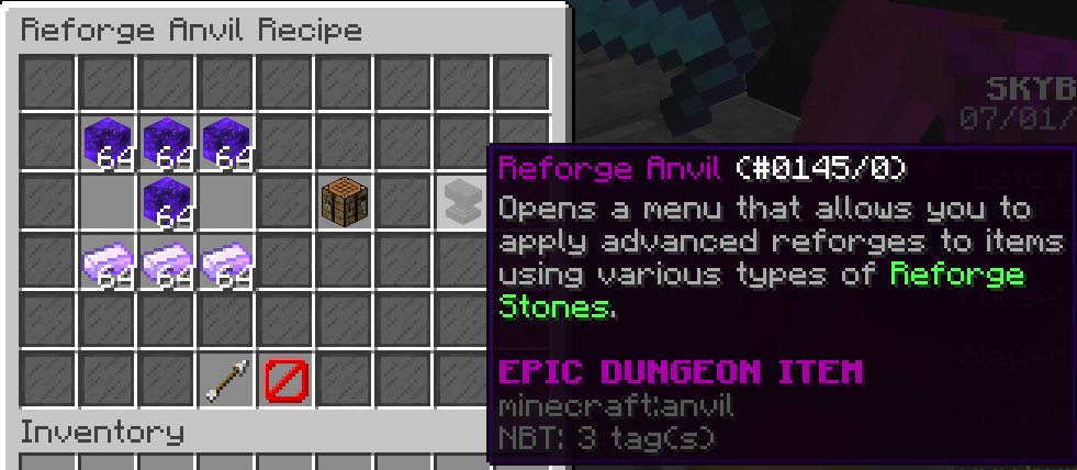 Reforge Update Which Reforges Are The Best Hypixel Skyblock Sirknightj They can also be dropped by getting enough dragon weight. reforge update which reforges are the